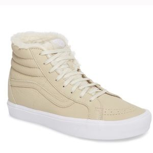Vans Shoes | Vans High Top Fur Lined